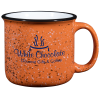 Campfire Ceramic Mug - Colored - 15 oz.  - #311-C