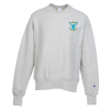 Champion Reverse 12 oz. Weave Crew Sweatshirt - Embroidered