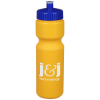 Sport Bottle w/Push Pull Cap - 28 oz.- Colors