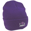 Knit Beanie with Cuff  - #6021