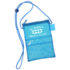 Trade Show Badge Holder - Translucent  - #9350