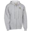 Gildan Full-Zip Hoodie - Men's - Embroidered  - #9919-M-E