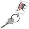 Acrylic Keychain - Rectangle