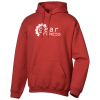 Gildan 50/50 Hooded Sweatshirt - Screen - Colors  - #100720-S-C