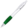 Curvy Pen - Silver Brights - Gel  - #7702-SB-G