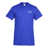 Adult 5.2 oz. Cotton T-Shirt - Screen  - #107249-S