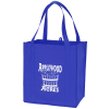 "Value Grocery Tote - 13"" x 12"" - 24 hr  - #106836-1312-24HR"