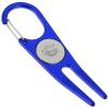Aluminum Divot Tool w/Ball Marker