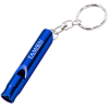 Metal Whistle Key Tag  - #109454