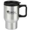 Stainless Steel Travel Mug - 16 oz. - 24 hr