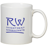 Value White Mug - 11 oz.  - #111699