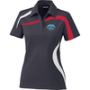 North End Sport Color Block Polo - Ladies'