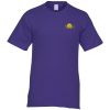 Hanes Tagless 6.1 oz. T-Shirt - Embroidered - Colors