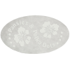 "Embossed Seal by the Roll - Oval - 1-1/2"" x 2-5/8"""