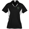 Side Blocked Micropique Sport-Wick Polo - Ladies'  - #112492-L
