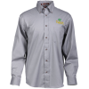Harriton Twill Shirt w/Stain Release - Men's