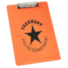 Low Profile Legal Clipboard - Translucent