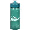 PolySure Cyclone Sport Bottle - 16 oz. - Translucent  - #110436-16-T