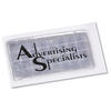 "Reflective Sticker - Rectangle - 1-1/4"" x 2-1/4"""