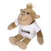 Mascot Beanie Animal - Monkey - 24 hr
