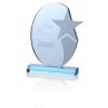 Star Achiever Acrylic Award  - #115607
