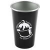 Stainless Steel Pint Glass - 16 oz.