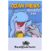 Activity Pad - Ocean Friends  - #117149-OF