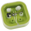 Ear Buds w/Interchangeable Covers - Colors