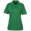 Cool-N-Dry Button Placket Sport Polo - Ladies'