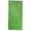 Tone on Tone Stock Art Towel - Palm Frond