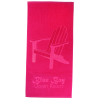 Tone on Tone Stock Art Towel - Find your Bliss