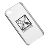 myPhone Hard Case for iPhone 4 - Translucent - 24 hr