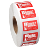 Value Sticker by the Roll - Rectangle - 5/8