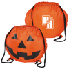 Reflective Pumpkin Drawstring Sportpack