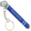 Tire Gauge Key Tag