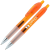 Bic Intensity Clic Gel Rollerball Pen - Translucent