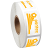 Value Sticker by the Roll - Rectangle - 3/4