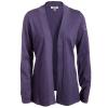 Tri-Blend Open Cardigan Sweater  - #122137
