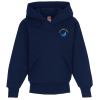 Hanes ComfortBlend Hoodie - Youth - Embroidered