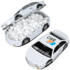 Sugarfree Minty 500 Race Car - White