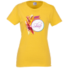 Gildan 5.3 oz. Cotton T-Shirt - Ladies' - Full Color - Color