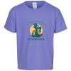 Gildan 5.3 oz. Cotton T-Shirt - Youth - Full Color - Colors