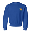 Jerzees NuBlend Crewneck Sweatshirt - Youth - Emb