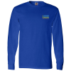 FOL Long Sleeve 100% Cotton T-Shirt - Colors - Embroidery