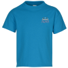 Hanes 50/50 ComfortBlend T-Shirt - Youth - Colors - Emb