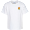 Gildan 6.1 oz. Ultra Cotton T-Shirt - Youth - White - Emb