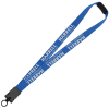 Lanyard w/Safety Cord-3/4