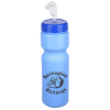 Sport Bottle with Straw Lid - 28 oz - Colors