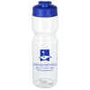 Clear Impact Olympian Sport Bottle with Flip Lid - 28 oz.