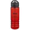 In The Groove Sport Bottle with Flip Straw Lid - 24 oz.